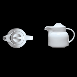 HR51 - Tea Pot & Cover 6